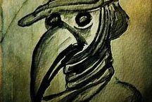 Dark Art by mimulux patricia no / my Dark Art in Digital Art, Fine Art, Photography / by Mimulux Patricia No