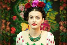 Mexican Frida Inspired