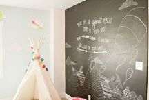 Playroom / Fun and inspiring space for the kids to play
