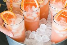 Drinks / Yummy cocktails perfect for date night or entertaining.