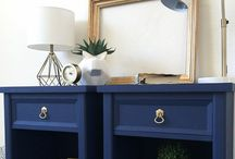 Furniture Makeovers / Easy and stylish furniture makeovers