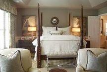 Master Bedroom / by Shalon Churnoski