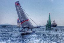 Extreme Sailing Series - Istanbul / Board for Extreme Sailing Series in Istanbul