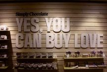 Shops / by Simply Chocolate