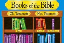 Bible Books: Memorized / by Vicki Lewis