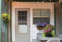 Outdoor Spaces / Beautiful outdoor spaces.