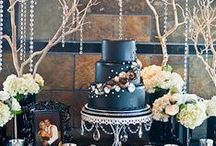Navy Blue Wedding / Navy wedding theme inspirations. Endless wedding ideas on beautifulday.com.pl.