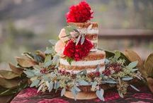 Undress your treats - naked wedding cakes