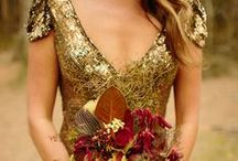 Golden Dream Fall Wedding / Golden Atum Fall Wedding theme inspirations. Endless wedding ideas on beautifulday.com.pl.
