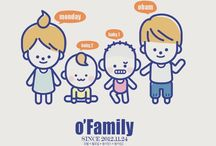 [★] DRAWING_family / 작어ㅂ
