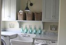 Home-laundry/mud room