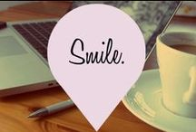 Smile. / Cute and random things that put a smile on my dial!