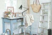 ladders + pegs