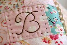 pillows + quilts