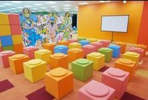 Holistic Education / Designing spaces that inspire!