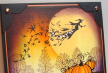Cards-Halloween/Fall / by Mary Snarr