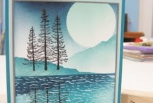 Cards-Trees / by Mary Snarr