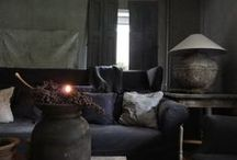 h o m e * c o z y * h o m e  / stoer, landelijk, chique interieurs / rustic country chic interiors