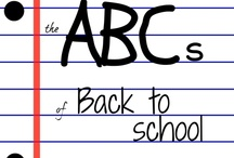 Headin' Back To School!  / We're pinning anything that is related to the back to school season.Join us, it's a group board!  / by Schools.com