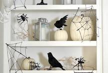 * h a l l o w e e n * / Halloween inspiration in orange, black and white
