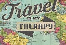 Explore the world / Tips, tricks and inspiration for real-life adventures, aka, TRAVEL.