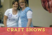 Rock the craft show / Advice and tips for having a successful craft show or fair