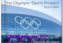 The Olympic Spirit Project / Stories about the Olympics Spirit Project, a project I created which was successfully funded via Kickstarter.