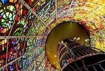 Stunning Stained Glass / by Janet Kent