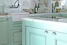 kitchen / inspirational kitchens