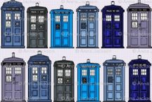 Who Craft / Quilting, sewing, knitting supplies and patterns for the Doctor Who fan.