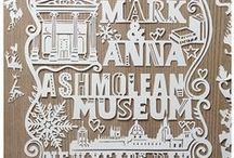 paper & paper cuts / Paper Art and sculpture