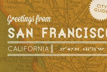 San Fran, here I come! / I plan on eating my way through San Francisco. Oh yeah, and teaching too.