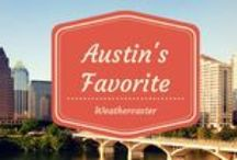 Austin's Favorite Weathercaster 2014 / Show your support by voting for your favorite Austin Weathercaster below.  You can vote once per day, and voting ends at 11:59pm on 7/30, so get voting! http://bit.ly/asfav
