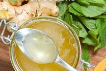 natural healing / tips, tricks and recipes to heal sickness and everyday small ailments with natural products