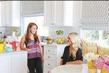 Rosanna Pansino's Home Makeover / See the design inspiration behind Rosanna Pansino's new space from our all-new design series with Christiane Lemieux and Wayfair!  ||  Watch the series: http://bit.ly/KINOverhaul  ||  Shop the look on Wayfair.com! #KinOverhaul / by Kin Community