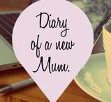 Diary of a New Mum. [Misses Mac Blog.] / A lighthearted look at life as a new Mum. www.missesmac.com/category/diary-of-a-new-mum