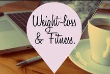 Weight-loss & Fitness. [Misses Mac Blog.] / It's time to shape up, get fit and get back in to the pre-preggo clothes! Who's with me? www.missesmac.com/category/fitness-and-weightloss