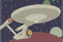Beam me up. / Star Trek (& a bit of Star Wars) inspired geekery