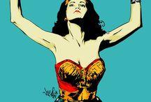 Wonder Woman / Wonder Woman Day is my birthday - June 3rd! Let's celebrate!