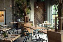 Shops, restaurant and business interior design