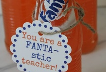 Teacher Gifts / by Britanny Mortimer