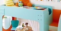 Children's Rooms / Take a closer look at the quick and easy ideas from any childhood bedroom.