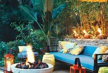 Outdoor Spaces / by Angie DiNardi