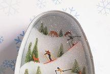 white christmas / by Katie Stratton / PencilBox