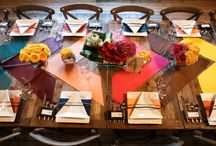 Centerpieces/Table#s / by Jessica Jenkins