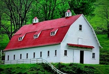 ✔FANTASY FARMHOUSE♥BARN ✿♥‿♥✿ / I  ♥  farmhouse & BARN! ♥  ♥  ♥  ♥ COUNTRY LIFE / by S♥lly✿♥‿♥✿♎★☮✌♥