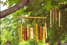 "✔WINDCHIMES ~ ♥ ~ / ""Look, Daddy. Teacher says, every time a bell rings an angel gets his wings.""  from It's a Wonderful Life / by S♥lly✿♥‿♥✿♎★☮✌♥"