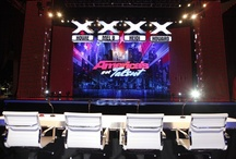 America's Got Talent / For more AMERICA'S GOT TALENT, click the series logo on the bottom left of the double line to follow their official profile! http://pinterest.com/nbcagt/ / by NBC