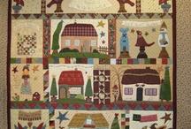 Quilts: Cotton (Pieced, Appliqued, Etc.) / by Eddi Miglavs