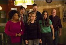 Community / For more COMMUNITY, click the series logo on the bottom left of the double line to follow their official profile! http://pinterest.com/nbccommunity/ / by NBC